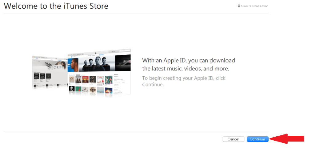 How to buy from iTunes Japan - Step8