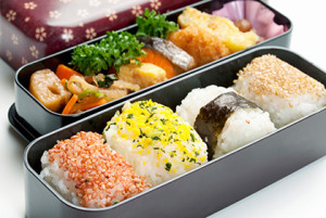 Japanese Lunch Bento Box